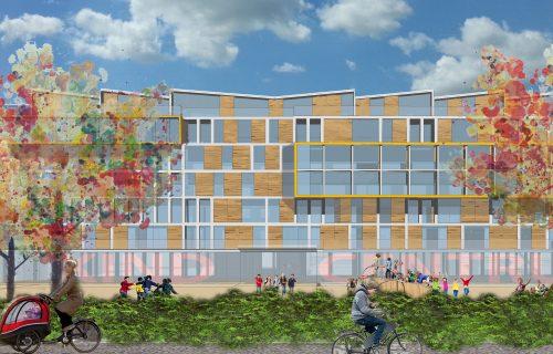 Impressie Regiokantoor Dordrecht